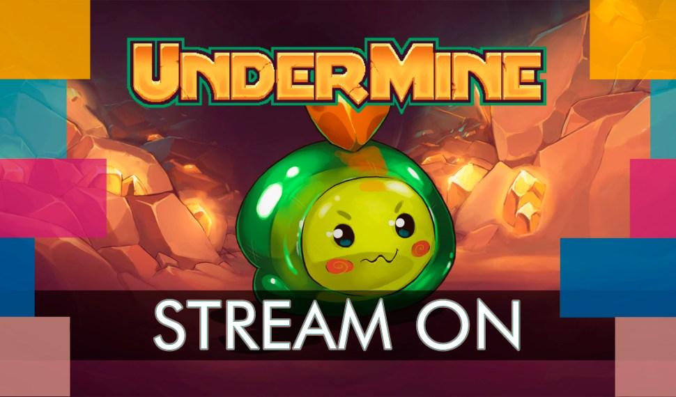 Stream Diario: Under Mine