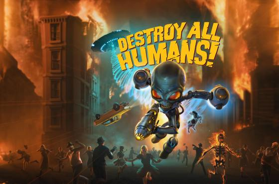 Destroy All Humans! – Análisis