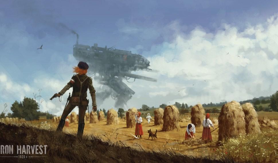 La facción de Polania en el nuevo tráiler de Iron Harvest 1920+