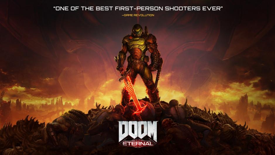 Doom Eternal llega a Xbox Game Pass el 1 de octubre
