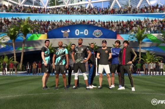 FIFA 21 anuncia actualizaciones para Volta
