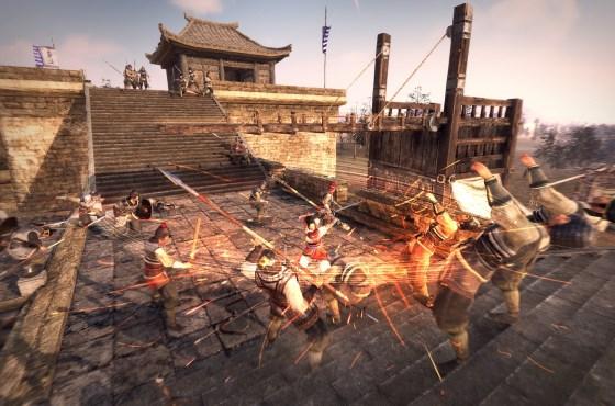 Dynasty Warriors 9 Empires muestra nuevo video