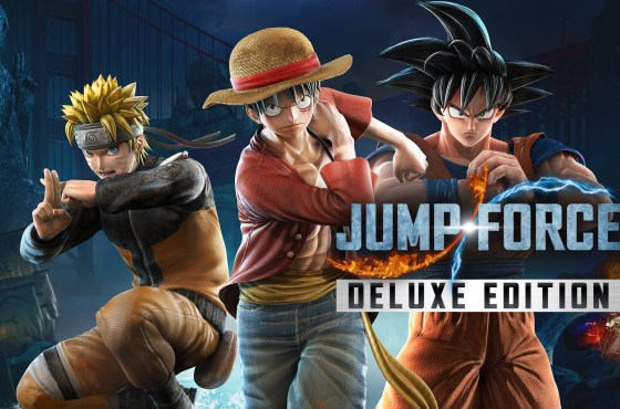 JUMP FORCE – Deluxe Edition – Análisis