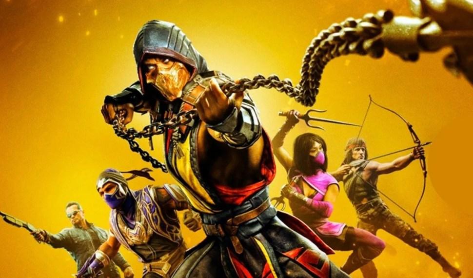 Warner Bros. Games lanza MORTAL KOMBAT 11 ULTIMATE