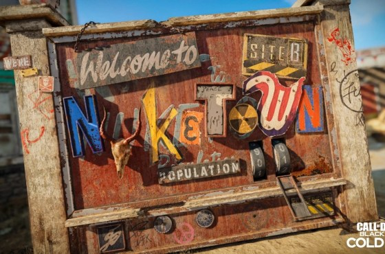 Nuketown '84 llega a Call of Duty: Black Ops Cold War