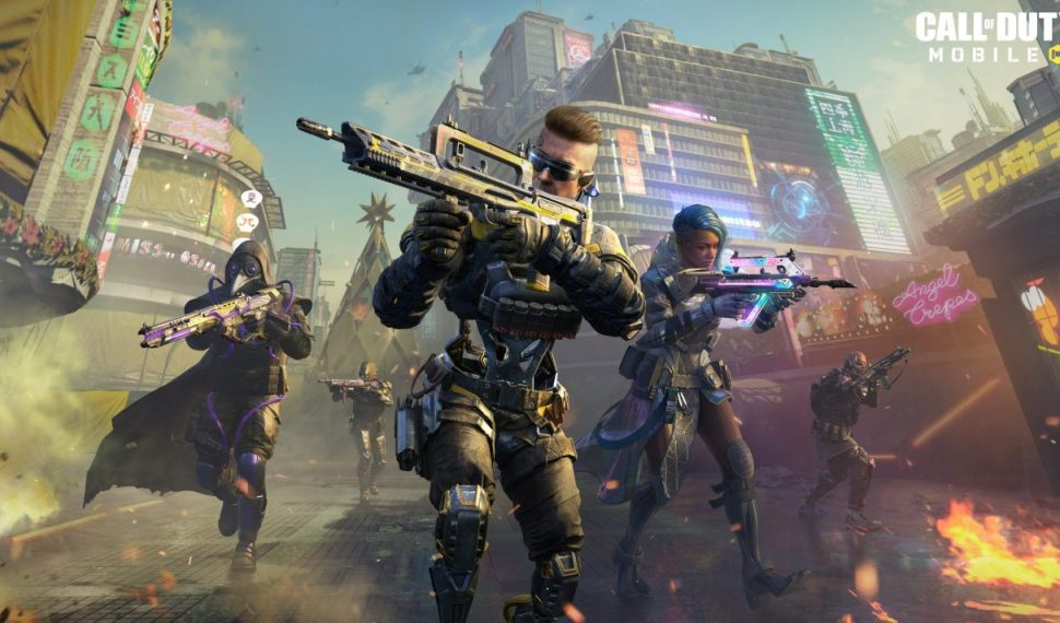 Se presenta el futuro de Call of Duty Mobile con Season 1: New Order