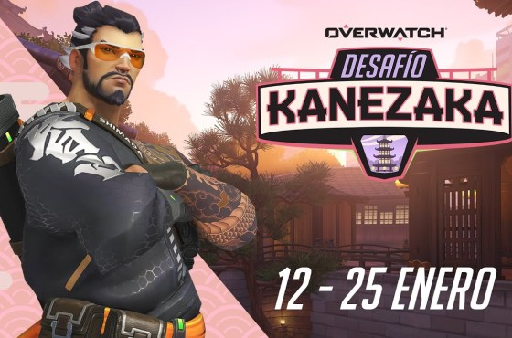 Overwatch – Ya disponible el desafío Kanezaka