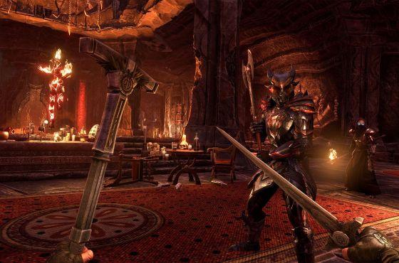 "The Elder Scrolls Online presenta la aventura anual ""Gates of Oblivion"""