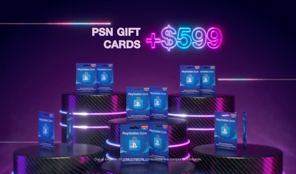 PlayStation y AXION energy anuncian una  promoción exclusiva