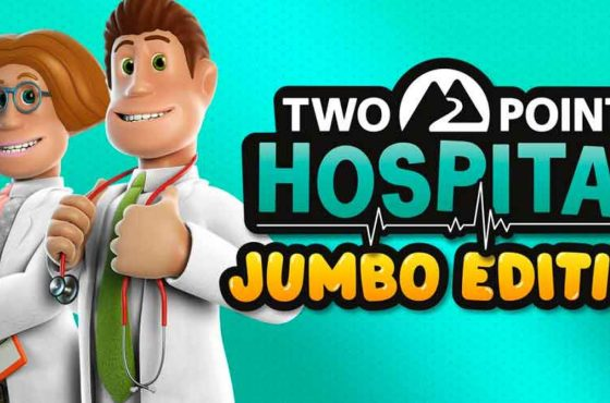 Two Point Hospital recibe la JUMBO Edition en Marzo