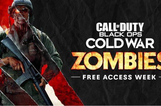 El próximo capítulo de Zombies gratuito en Black Ops Cold War Zombies