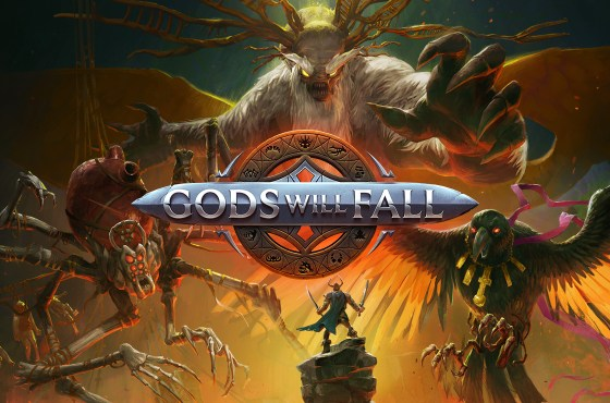 Gods Will Fall comienza su reserva anticipada