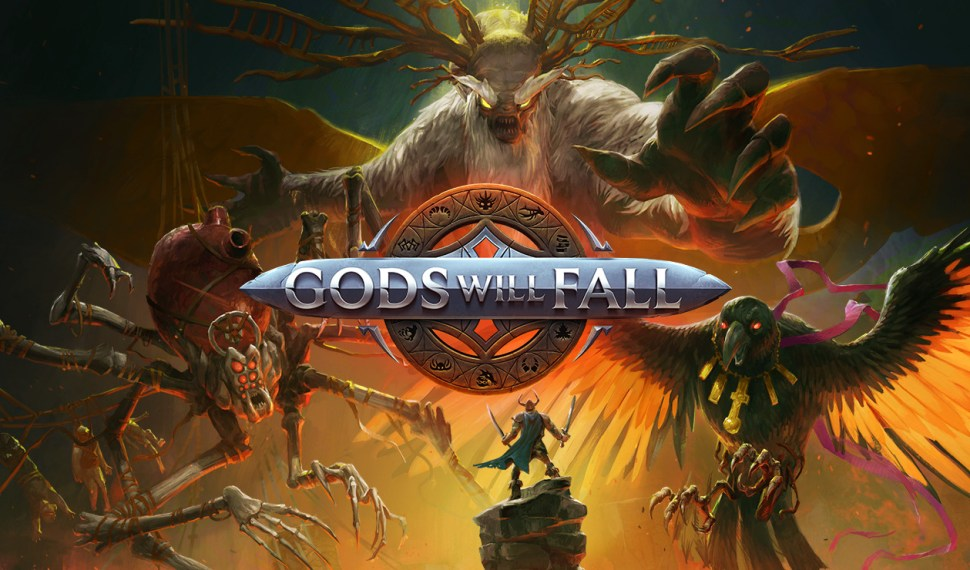 Gods Will Fall comienza su reserva anticipada