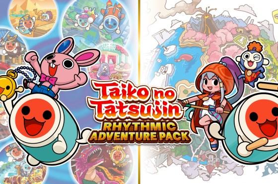 Taiko no Tatsujin: Rhythmic Adventure Pack – Análisis