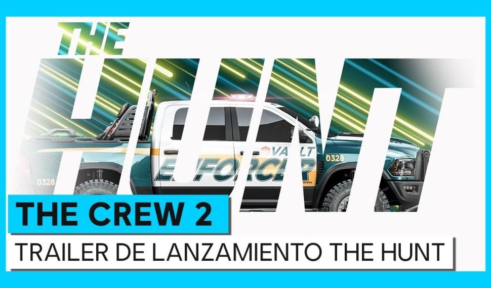Actualización gratuita para The Crew 2 Episodio 2: The Hunt