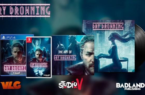 Badland Publishing publicará en formato físico los juegos de VLG Publishing