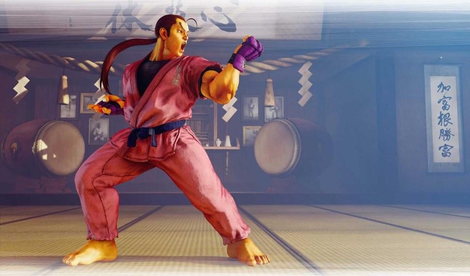 Street Fighter V celebra el quinto aniversario