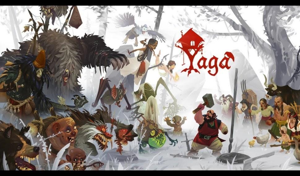 Yaga – Análisis