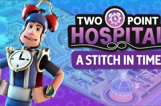 Nuevo DLC de Two Point Hospital