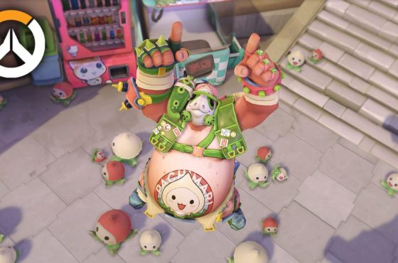 Overwatch: ya disponible el desafío PachiMarzi