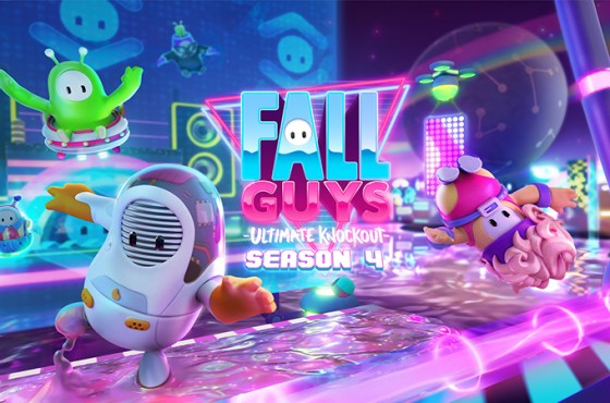 Ya disponible la temporada 4 de Fall Guys