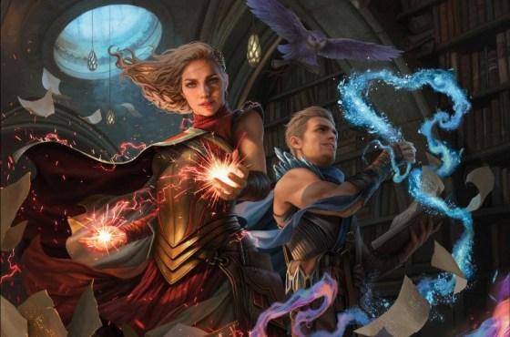 Hoy comienzan las clases de Strixhaven: Academia de Magos