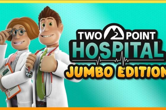 Two Point Hospital: JUMBO Edition ya está disponible para consolas