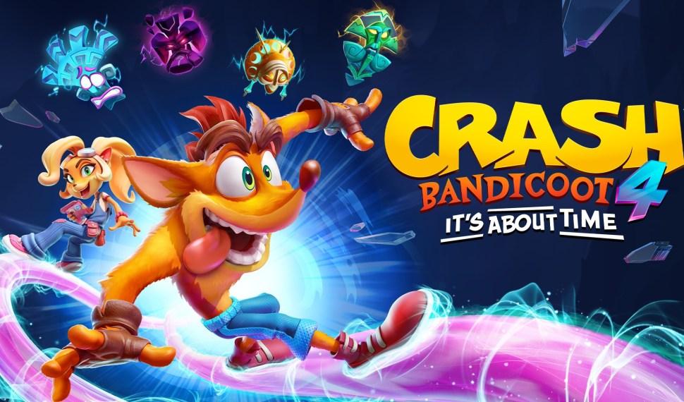 Crash Bandicoot 4: It's about time – Analisis (PC)