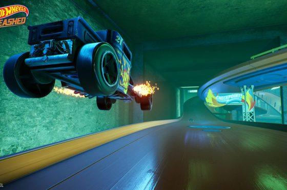 Primer vídeo de juego de Hot Wheels Unleashed