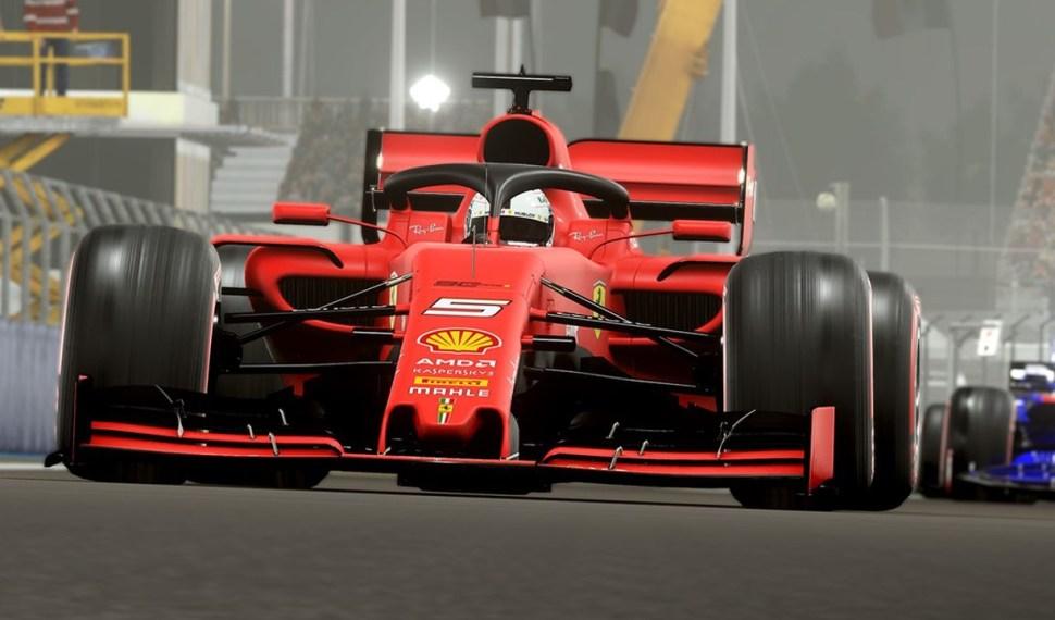De la mano de Codemaster llega F1 2021