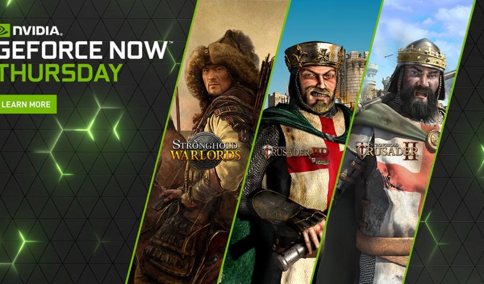 La saga Stronghold llega a GeForce NOW