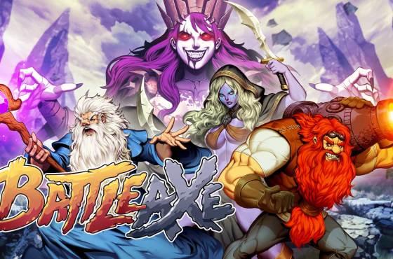Battle Axe – Análisis