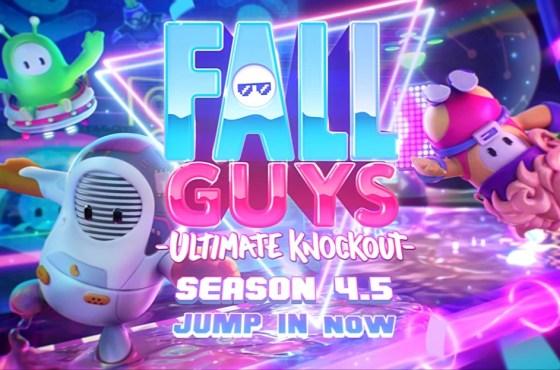 Fall Guys 4.5: ahora con salas personalizadas