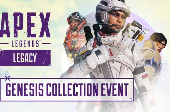 Apex Legends Genesis Collection nuevo evento en Julio