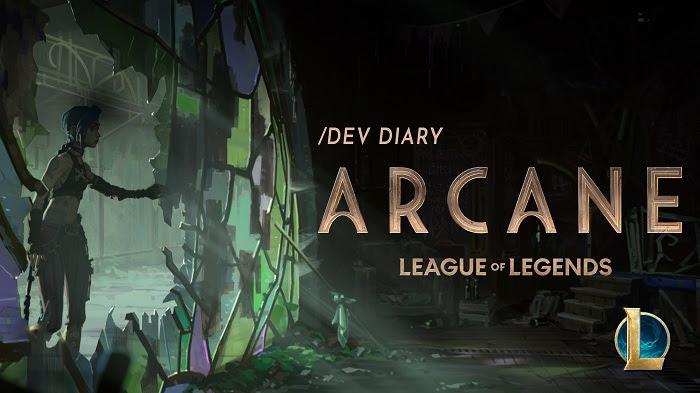 Riot Games muestra nuevos detalles de League of Legends: Arcane