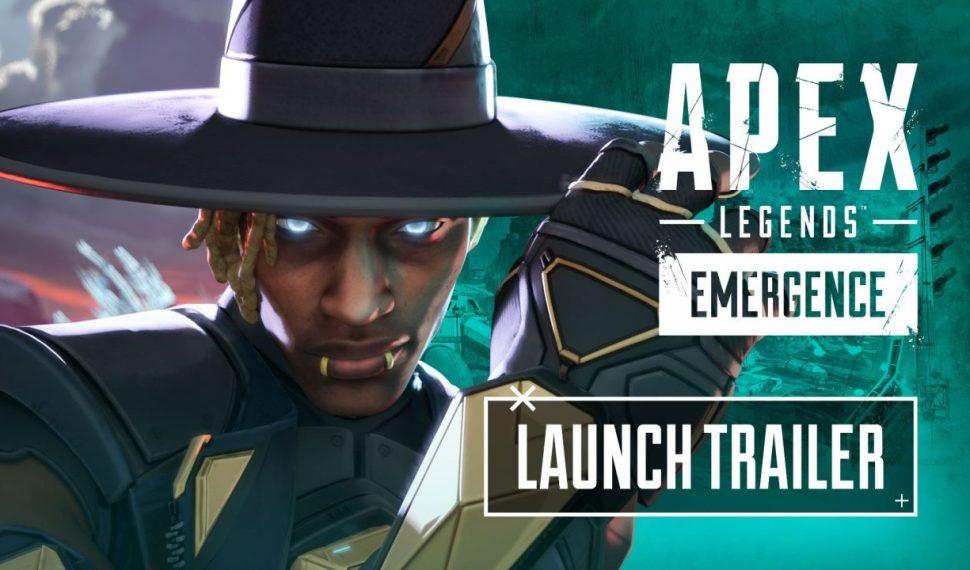 Apex Legends: Emergence, Arenas Rankeadas y el Año 2 de Global Series