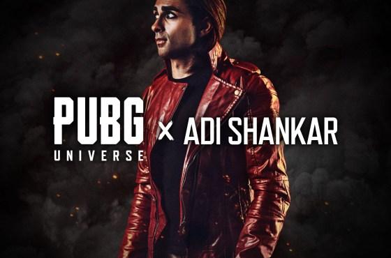 KRAFTON se asocia con Adi Shankar para crear y dirigir un proyecto de animación de PUBG