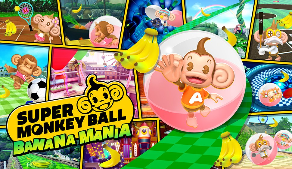 Los Mundos Maravillosos de Super Monkey Ball Banana Mania en un nuevo tráiler
