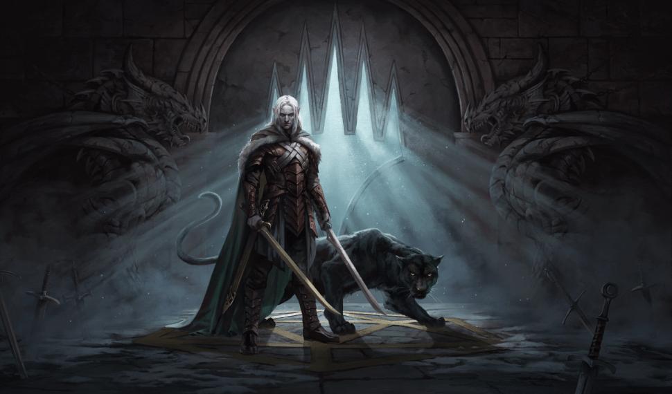 Crossover de Dungeons & Dragons x Magic: The Gathering ya disponible en tablero