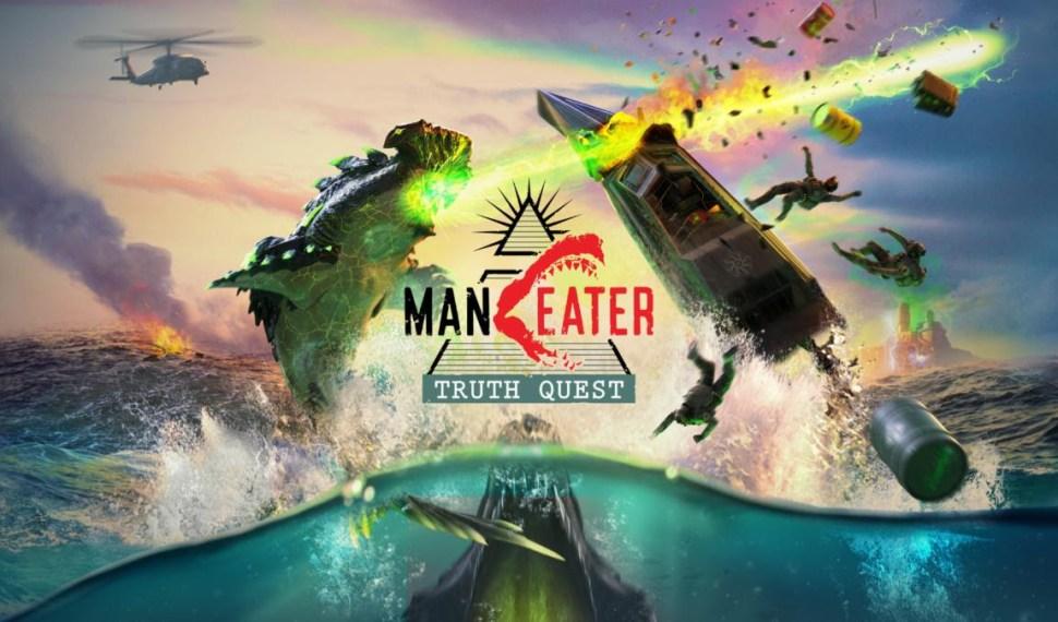 Maneater: Truth Quest Apuntan a una Fecha de Lanzamiento del 31 Agosto de 2021