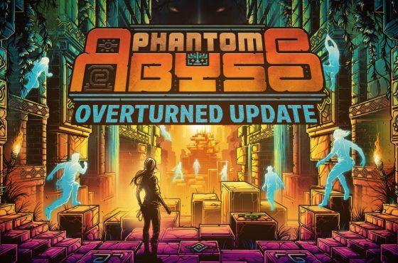 Phantom Abyss lanza hoy la actualización Overturned