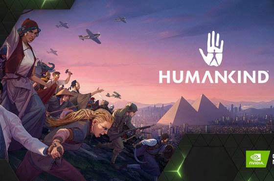 HUMANKIND llega a GeForce NOW