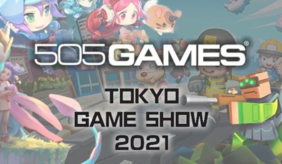 Resumen del Tokyo Game Show 2021 de 505 Games