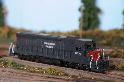 Southern Pacific SD 45-2