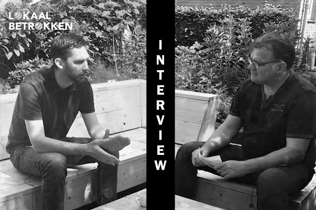 Interview Johan Hamster en Jur Mellies