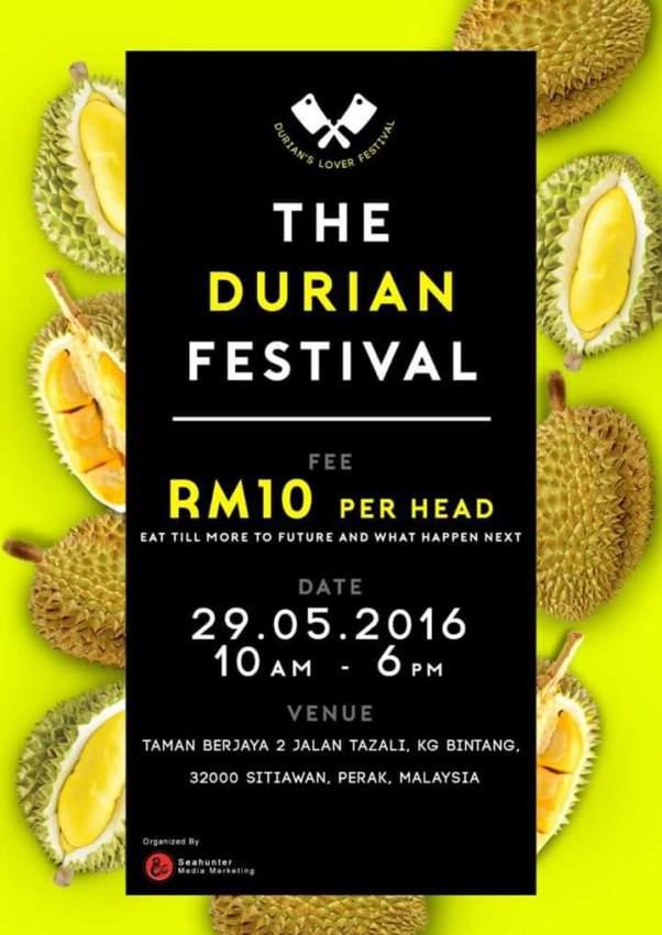 durian festival rm10