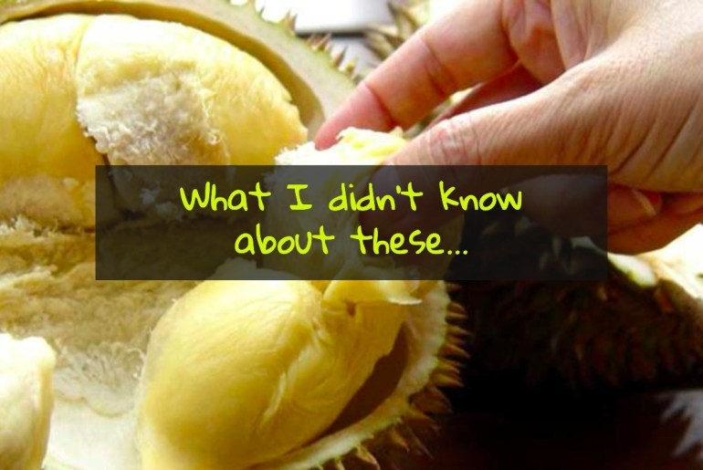 durians 101