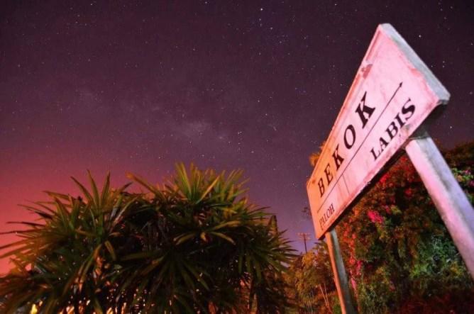 Bekok Stargazing