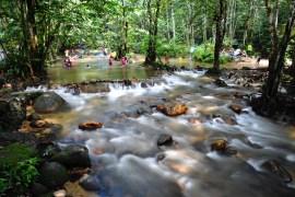 Sendat Waterfalls