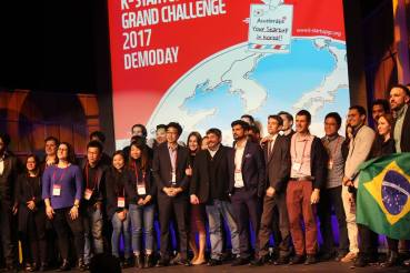 K-Startup Grand Challenge (KSGC 2017)